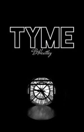 TYME ⏩ MARVEL by bheatley