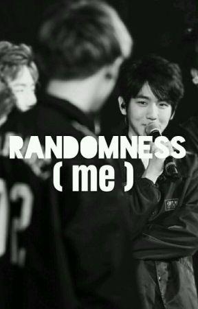 Randomness by WckdMalfoy