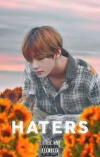 haters 『 🌱 』 kooktae · ✦. by uhbeam