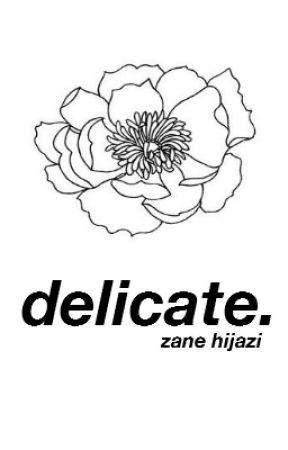 delicate; zane hijazi by jedihc