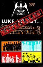 Especiales de la histora Luke yo soy...¿un personaje de Haikyuu? by Lizzichan