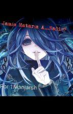 ¡¡Jamas Mataria A Nadie!! (undertale y tu) SANS X TU by 1manjarsh