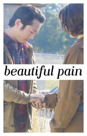Beautiful Pain   Gleggie {TWD} by Lucifers-Left-Lung