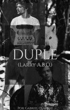 DUPLE (Larry A.B.O.) by GabsHemwin