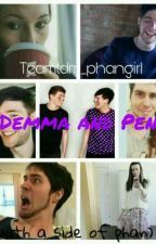 Demma and Pen (With A Side Of Phan) by gabriels_winchester