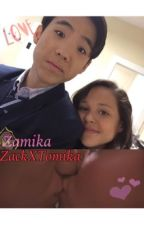 Heart Attack 💘 (Zamika FanFiction)| COMPLETED by boptothetopp