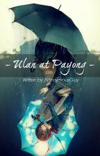 Ulan at Payong (boyxboy) by iamAnonymousGuy