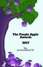 The Purple Apple Awards by mrsrossiter76