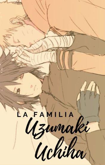 La familia Uzumaki-Uchiha