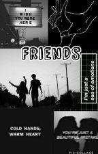 Friends »  by kimseokjinx