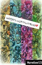 Avengers czyli ma miłość❤ by Marvellove123