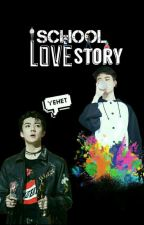 School Love Story (Hunsoo-Exo) by rlxsmstnd_
