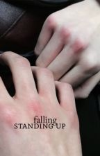 Falling - Standing up // C.H.  by cucchiaia