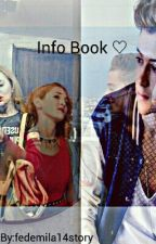 Info Book ♡ by fedemila14story