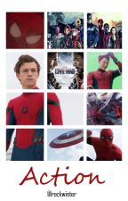 Action - Tom Holland by RockWinter