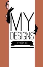 My designs | تصاميمي ( ازياء )  by XyahyaX