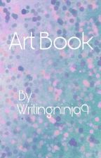Art Book by Writingninja9