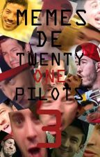 Twenty One Pilots (MEMES 3) by -CARATeca-