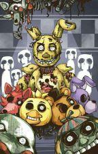 La Malédiction de chez Freddy by Ours_Bipolaire