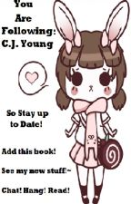 YOU ARE FOLLOWING: C.J. YOUNG by cjyoung24