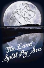 The Land Split by Sea by bookburglar
