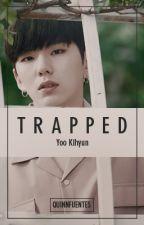 T R A P P E D ;Yoo Kihyun by QuinnFuentes73