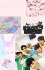 B.A.P texting by ilayxxi
