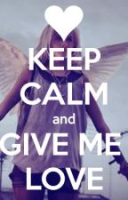 Give Me Love-Ed Sheeran by Cash_or_stfu