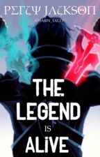 Percy Jackson - The Legend is Alive Ω [ABGEBROCHEN] by Assasin_Tally