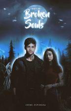 Shadowhunters: City of Broken Souls by irenepsd