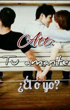 El amante by NathalieNhga