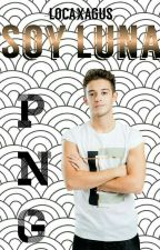 SOY LUNA PNG by -Holland-