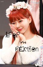 Réaction Kpop 🌱 by makdongie