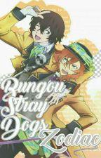 「 Bungou Stray Dogs 」Zodiac by Akxharu