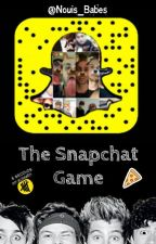 The Snapchat Game | 5sos | slow updates by Nouis_Babes