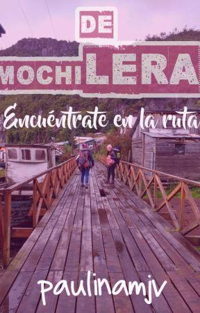 De mochilera by PaulinaMJV