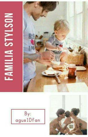 La Familia Sytilson [Segunda Temporada de Adicto a la leche] by agus1Dfan