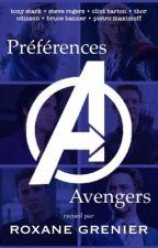 Avengers - Préférences by mrs_skywalker_