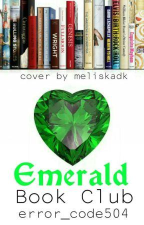 Emerald Book Club  by michele_ale