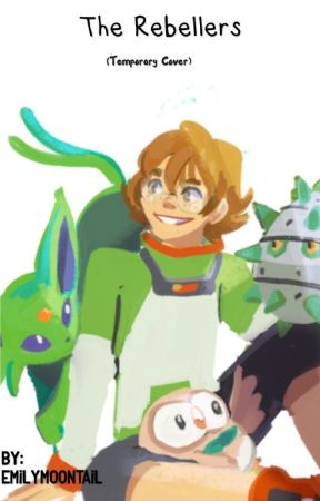 The Rebellers (Voltron) by EmilyMoontail