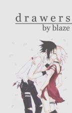 Drawers ϟ Sasuke & Sakura by MangaFreakzXD