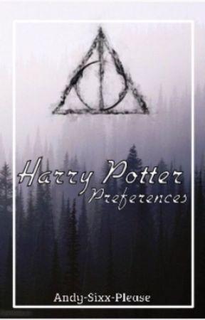 Harry Potter preferences - How you hug - Wattpad