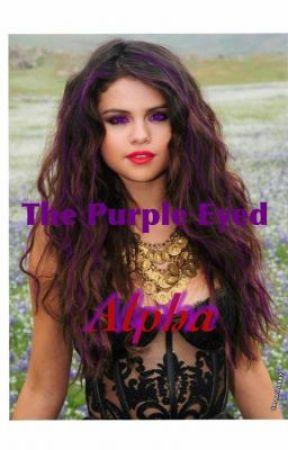 The Purple Eyed Alpha (Teen Wolf) by xxCloudDreamerxx