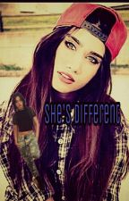 She's different (Camren) by Lj_babies96