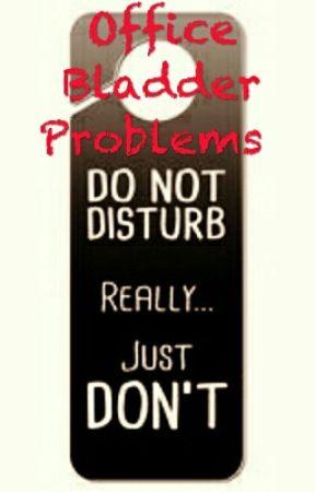 Office 'Bladder Problems' by Desi-love