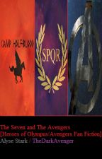 The Seven and the Avengers (Percy Jackson and the Avengers crossover) by TheDarkAvenger