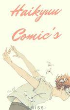 Haikyuu Comic's by -Chiss-