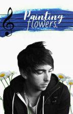 Painting Flowers. (Alex Gaskarth) [TERMINADA] by kobrakid15
