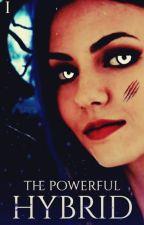 *The powerful hybrid* (Stiles stilinski y tu) by sofiavallejos