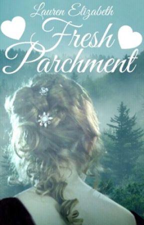 Fresh Parchment by Lauren--Elizabeth